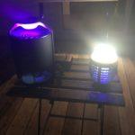 【頂上決戦】電撃殺虫器 vs 蚊取り器 どっちが虫取れる?【ガチバトル】